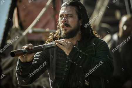"Editorial image of ""Black Sails"" TV series - 2017"
