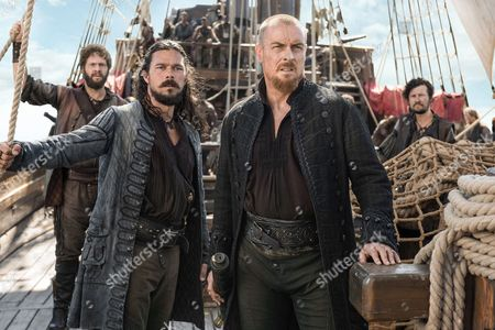 "Editorial photo of ""Black Sails"" TV series - 2017"