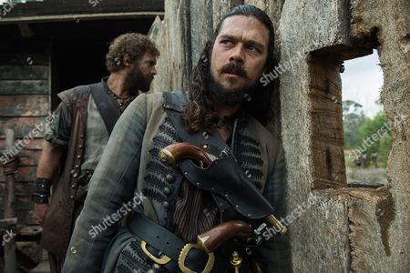 Stock Picture of Luke Arnold