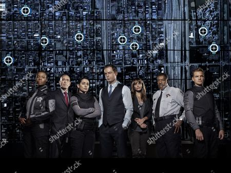 "Editorial photo of ""APB"" TV series - 2016"