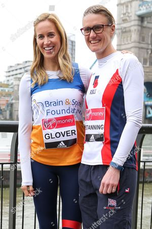 Helen Glover, Heather Stanning.
