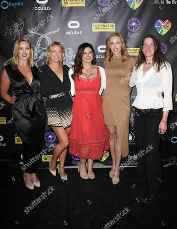 Editorial picture of Opening Night Gala, Artemis Women in Action Film Festival, Los Angeles, USA - 20 Apr 2017
