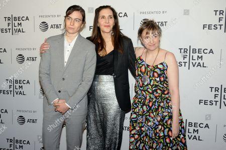 Grace Dunham, Laurie Simmons, Lena Dunham