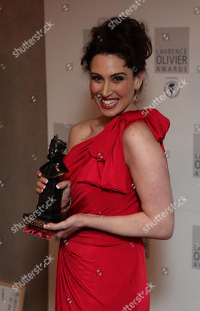 Lesli Margherita (Best Supporting Role In a Musical)
