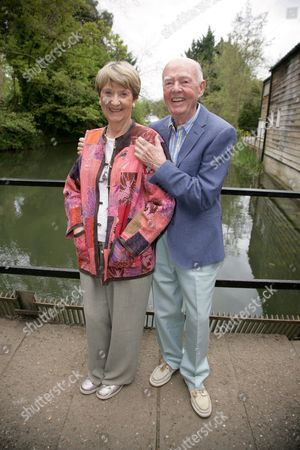 Ray Cooney and wife Linda