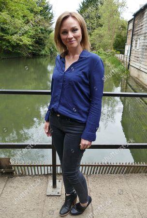Stock Picture of Melanie Gutteridge