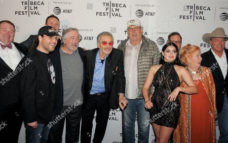 Adam Rifkin, Robert De Niro, Burt Reynolds, Chevy Chase, Ariel Winter, Kathleen Nolan