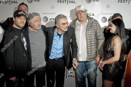 Adam Rifkin, Robert De Niro, Burt Reynolds, Chevy Chase, Ariel Winter