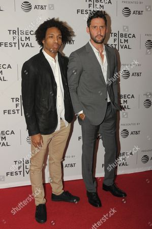 Editorial image of 'Dog Years' screening, Arrivals, Tribeca Film Festival, New York, USA - 22 Apr 2017