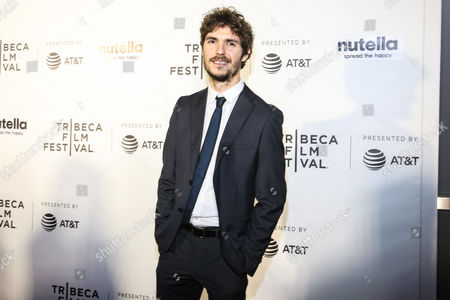Editorial picture of 'Viola, Franca' screening, Arrivals, Tribeca Film Festival, New York, USA - 22 Apr 2017