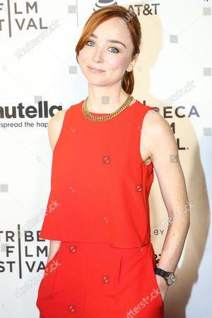 Editorial photo of 'Little Bird' screening, Arrivals, Tribeca Film Festival, New York, USA - 22 Apr 2017
