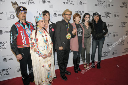 Floris White Bull, Josh Fox, Frances Fisher, Rosario Dawson