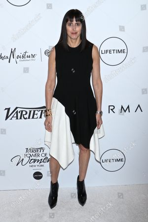 Editorial image of Variety's Power of Women NY Presented by Lifetime, Arrivals, Cipriani Midtown, New York, USA - 21 Apr 2017