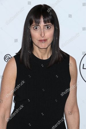 Editorial picture of Variety's Power of Women NY Presented by Lifetime, Arrivals, Cipriani Midtown, New York, USA - 21 Apr 2017