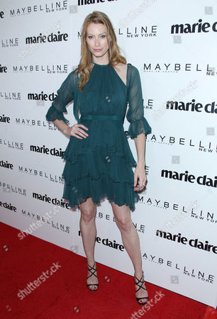 Editorial picture of Marie Claire Celebrates 'Fresh Faces' with an Event Sponsored by Maybelline, Arrivals, Los Angeles, USA - 21 Apr 2017