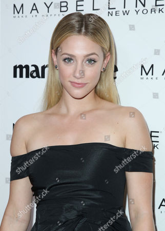 Editorial image of Marie Claire Celebrates 'Fresh Faces' with an Event Sponsored by Maybelline, Arrivals, Los Angeles, USA - 21 Apr 2017