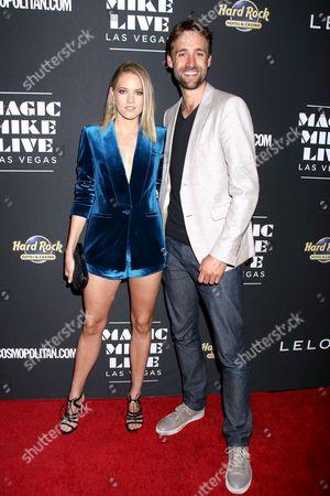 Editorial image of 'Magic Mike Live Las Vegas' Opening Night, Hard Rock Hotel & Casino, Las Vegas, USA - 21 Apr 2017