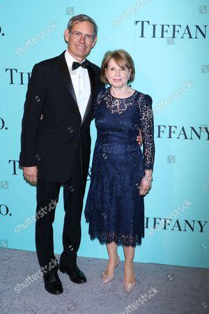 Michael Kowalski, Tiffany & Co. Chariman and Barbara Kowalski