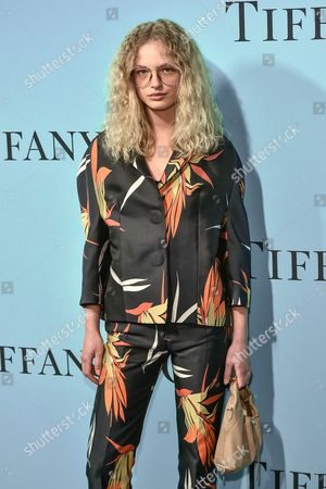 Stock Photo of Frederikke Sofie