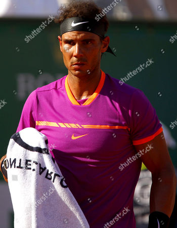 Editorial picture of Tennis - ATP/WTA World Tour 2017 Monte Carlo Masters Day Seven Monte Carlo Country Club, Roquebrune-Cap-Martin, Monte Carlo, Monaco - 22 Apr 2017