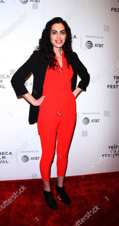 Editorial image of 'The Handmaid's Tale' TV Show screening, Arrivals, Tribeca Film Festival, New York, USA - 21 Apr 2017