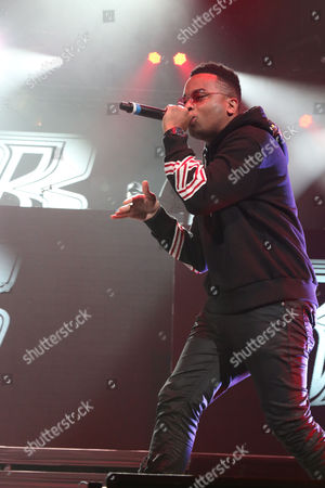 Editorial image of Ruff Ryders and Friends in concert at Barclays Center, New York, USA  - 21 Apr 2017