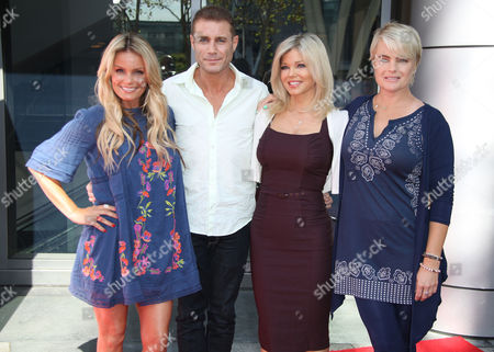 Editorial picture of 'Baywatch' cast host the Slowmo marathon, Los Angeles, USA - 22 Apr 2017