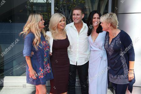 Kelly Packard, Donna D'Errico, Jaason Simmons, Nancy Valen, Erika Eleniak