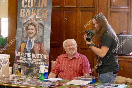 Editorial image of Comic Con, Oxford, UK - 22 Apr 2017