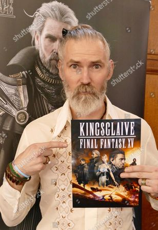Stock Picture of Jon Campling