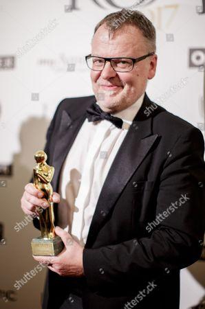 Editorial photo of Romy Austrian TV awards, Vienna, Austria - 22 Apr 2017