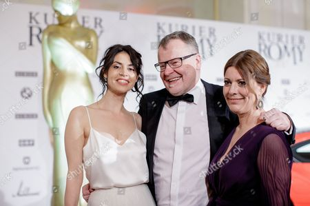 Editorial image of Romy Austrian TV awards, Vienna, Austria - 22 Apr 2017