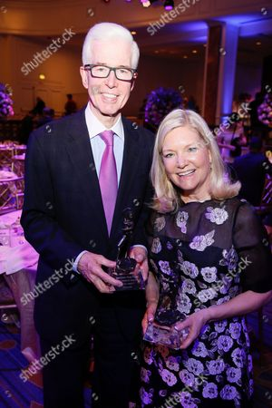 Gray Davis and Sharon Davis