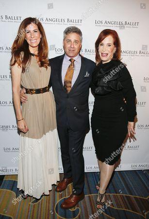 Kirsten Sarkisian, Mark L. Walberg and Leslie Kavanaugh