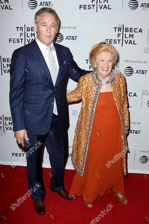 Kathleen Nolan with Son