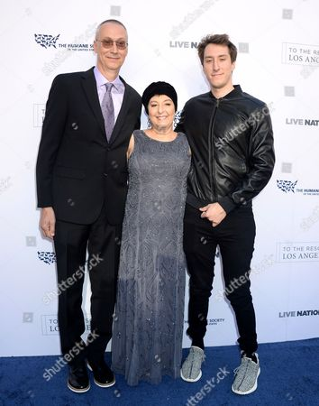 Parents and Brother of Christina Grimmie