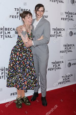 Editorial picture of 'My Art' screening, Arrivals, Tribeca Film Festival, New York, USA - 22 Apr 2017