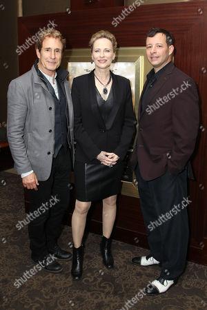 John Shea, Laila Robbins, Kevin Mohler