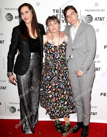 Laurie Simmons, Lena Dunham, Grace Dunham