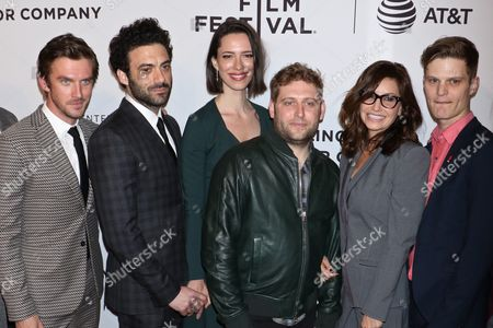 Editorial image of 'Permission' screening, Arrivals, Tribeca Film Festival, New York, USA - 22 Apr 2017