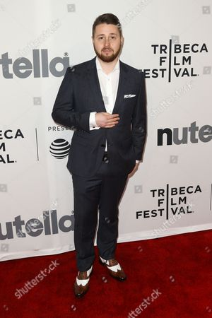 Editorial image of 'Second to None' screening, Arrivals, Tribeca Film Festival, New York, USA - 22 Apr 2017