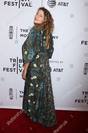 Editorial image of 'House of Z' screening, Arrivals, Tribeca Film Festival, New York, USA - 22 Apr 2017