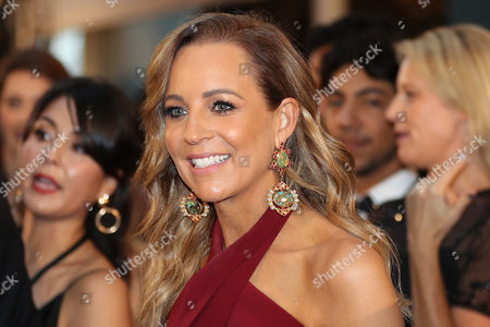 Stock Image of Carrie Bickmore