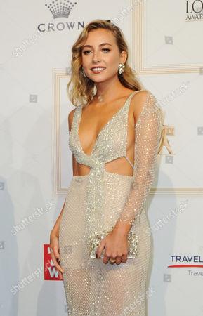 Editorial photo of 59th Annual TV Week Logie Awards Gala in Melbourne, Australia - 23 Apr 2017