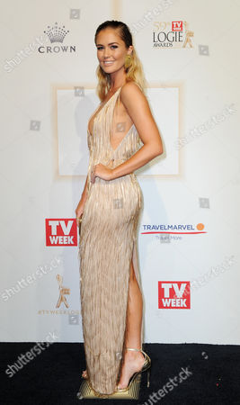Editorial photo of 59th Annual TV Week Logie Awards Gala in Melbourne, Australia - 23 Apr 2017