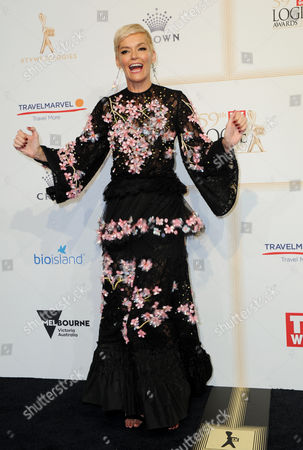 Editorial picture of 59th Annual TV Week Logie Awards Gala in Melbourne, Australia - 23 Apr 2017