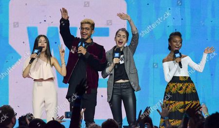 Editorial picture of WE Day, Seattle, Washington, USA - 21 Apr 2017