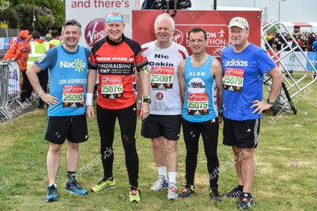 Jon Ashworth, Graham Evans, Nic Dakin, Alun Cairns and Simon Danczuk