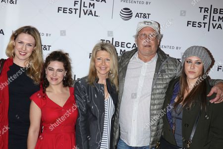 Editorial picture of 'Dog Years' screening, Arrivals, Tribeca Film Festival, New York, USA - 22 Apr 2017
