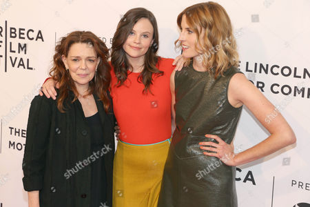 Editorial photo of 'The Boy Downstairs' screening, Arrivals, Tribeca Film Festival, New York, USA - 23 Apr 2017